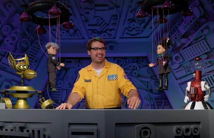 Netflix won't back a new season of 'Mystery Science Theater 3000'