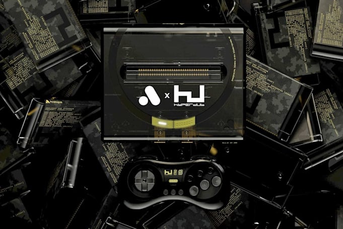 Hyperdub will release new music exclusively on a Sega Genesis cartridge