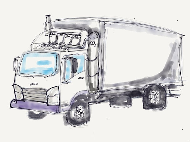 Proposed CO2 capture system could reduce truck emissions by 90 percent