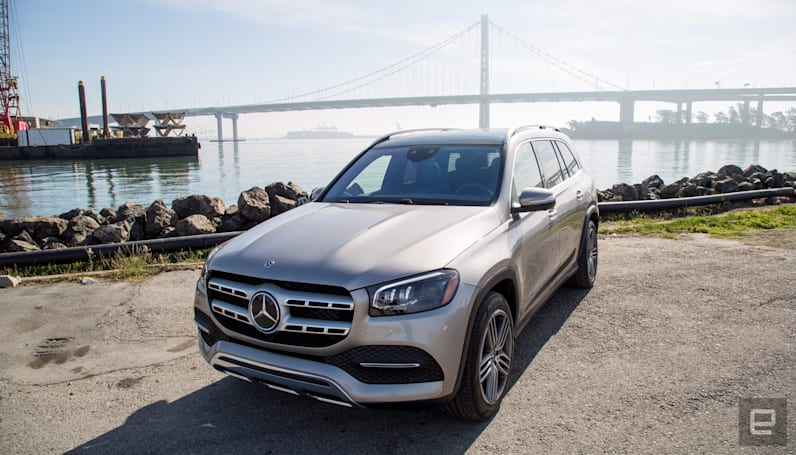 The Mercedes GLS is an exciting SUV (but you wouldn't know by looking at it)