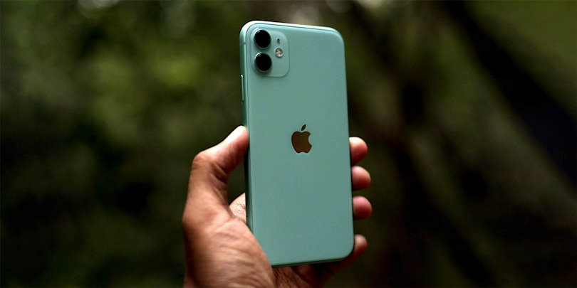 Apple's latest iPhone lineup was a hit during the holidays