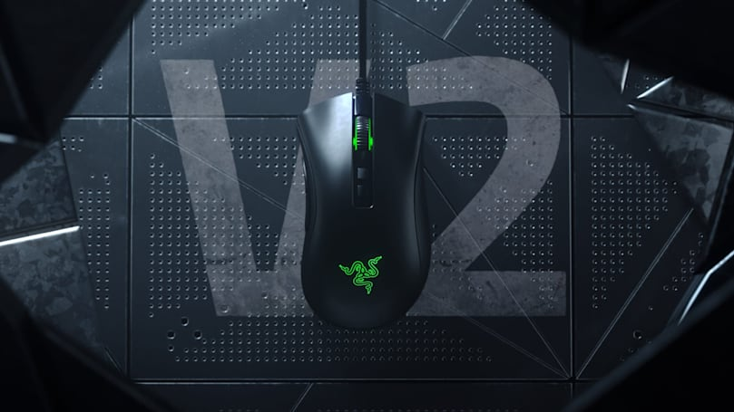 Razer updates its DeathAdder gaming mouse for greater accuracy