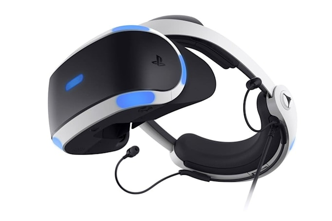 Sony could have a new PSVR headset in the works