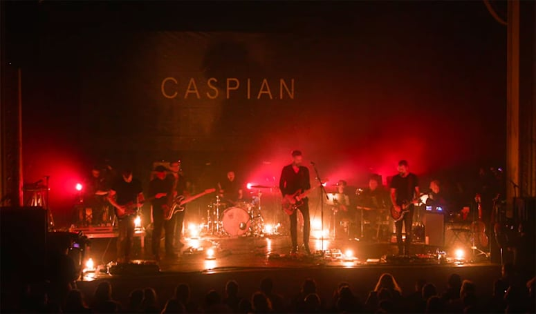 What we're listening to: Caspian