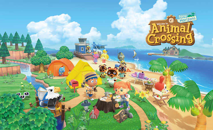 Animal Crossing: New Horizons' will offer island terraforming