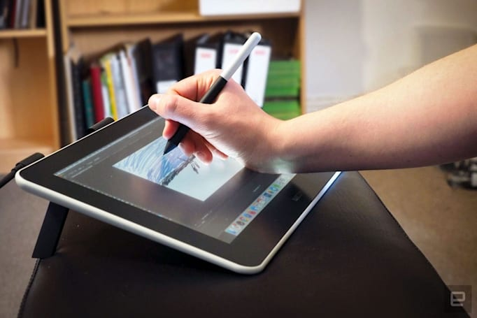 Wacom One review: A great, no-frills drawing tablet for budding artists