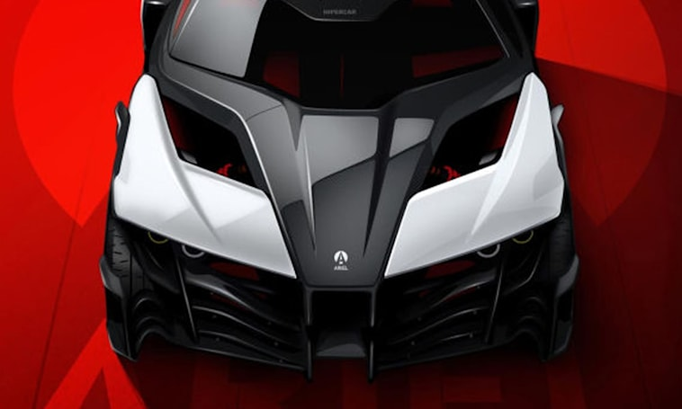 Ariel will fully unveil its hybrid supercar this summer