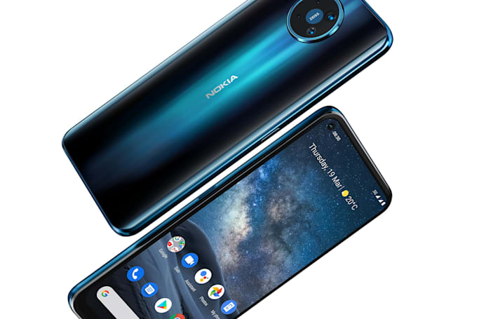 The Nokia 8.3 5G wants to be the king of roaming
