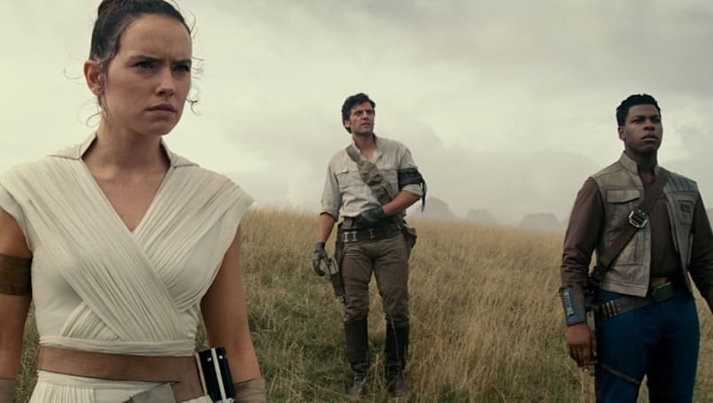 'Star Wars: The Rise of Skywalker' is available on digital a few days early