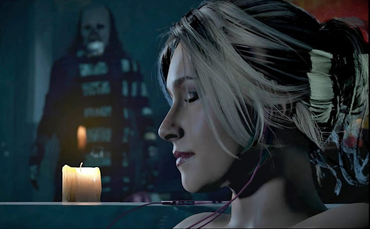 'Until Dawn' looked way different as a PlayStation 3 game