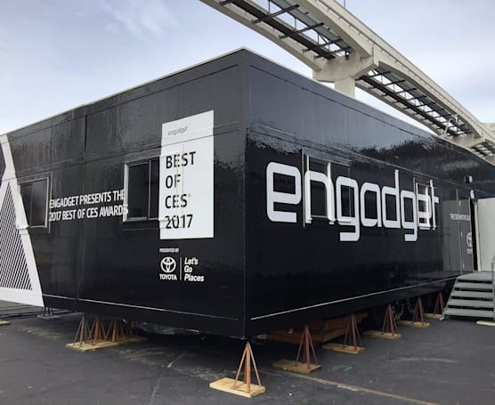 How to follow Engadget at CES 2017