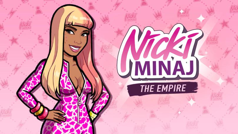 Nicki Minaj's new game could make you a rap star