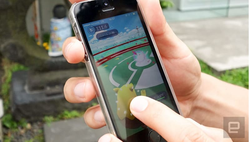 'Pokémon Go' helps Nintendo break major stock market record