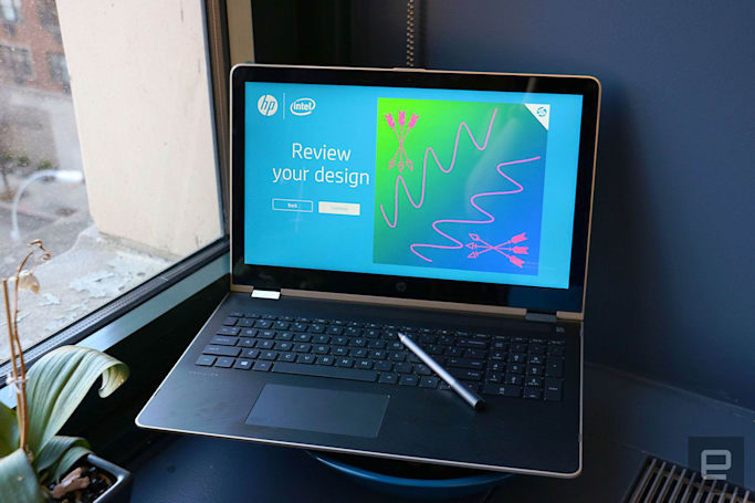 HP introduces new Pavilion laptops at... Coachella