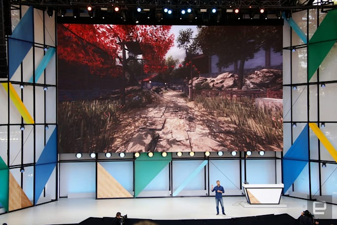 Google brings high-end 3D graphics to mobile VR with Seurat