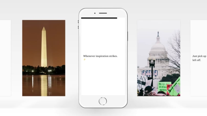 Medium's Series feature looks a lot like Snapchat Stories