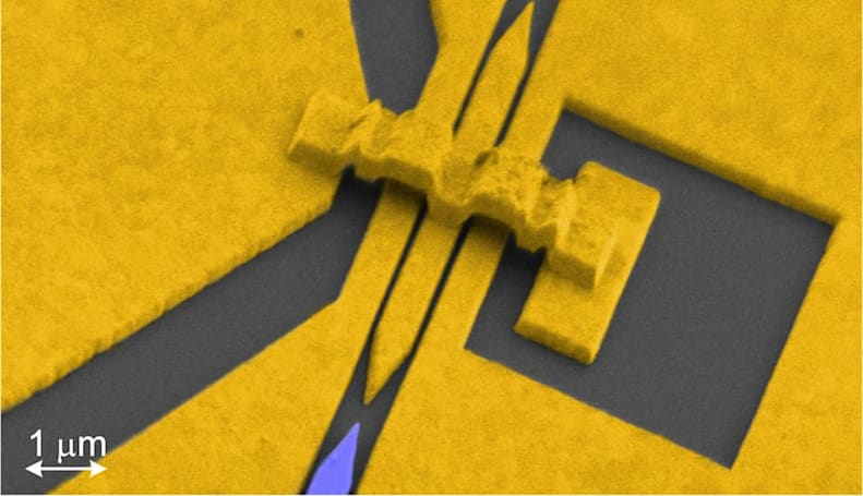 This electro-optical modulator is smaller than a lightwave