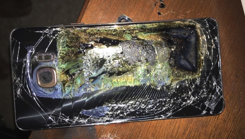 Software update will annoy Galaxy Note 7 owners into a return