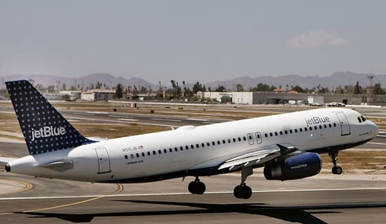JetBlue scores FAA approval for Fly-Fi, may launch satellite WiFi next month