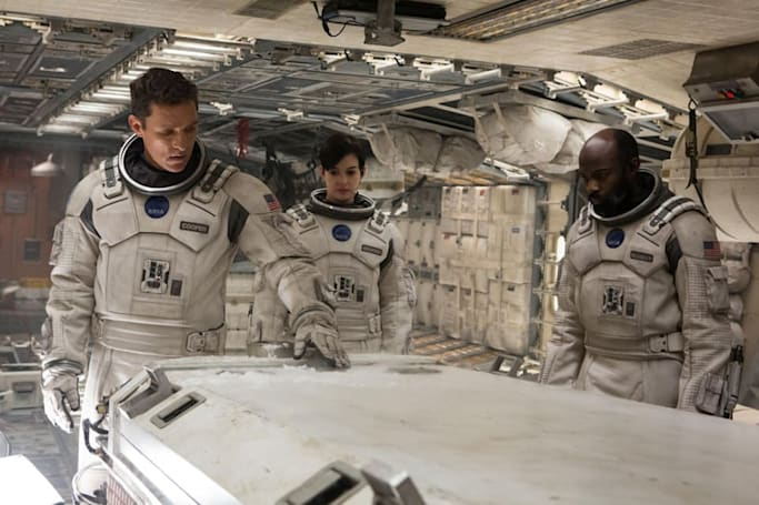 'Interstellar' makes the case for humanity's return to space