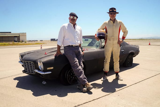 'Mythbusters' plans to 'go out with a bang' in 2016