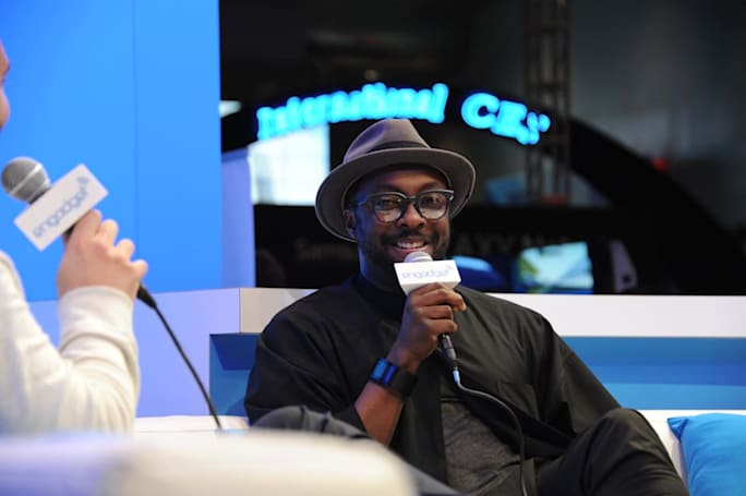 will.i.am's wearable tech plans merge high fashion with inspiration
