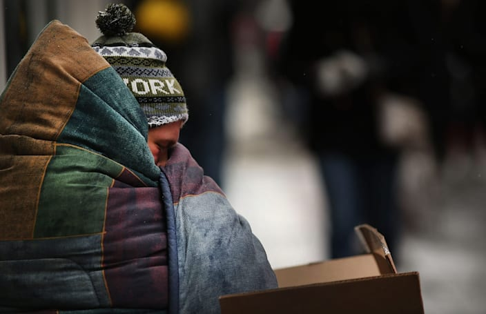 New York City plans to track every homeless person in its borders