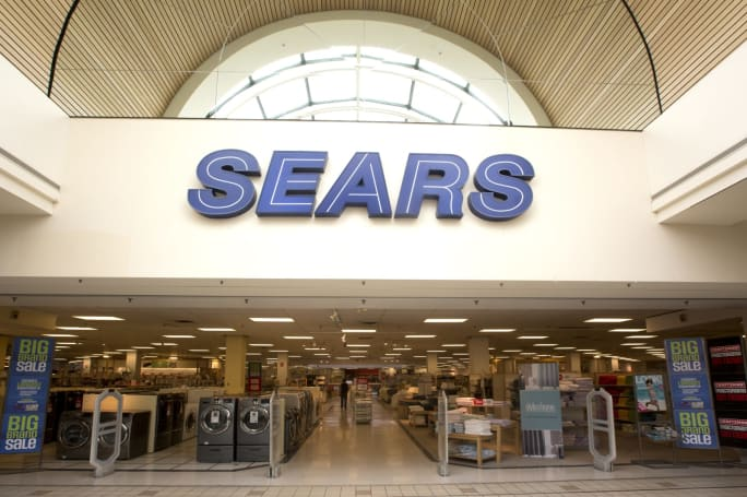 Sears will sell appliances on Amazon as its retail stores dwindle