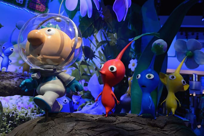 'Pikmin 4' is not only real, but nearly finished