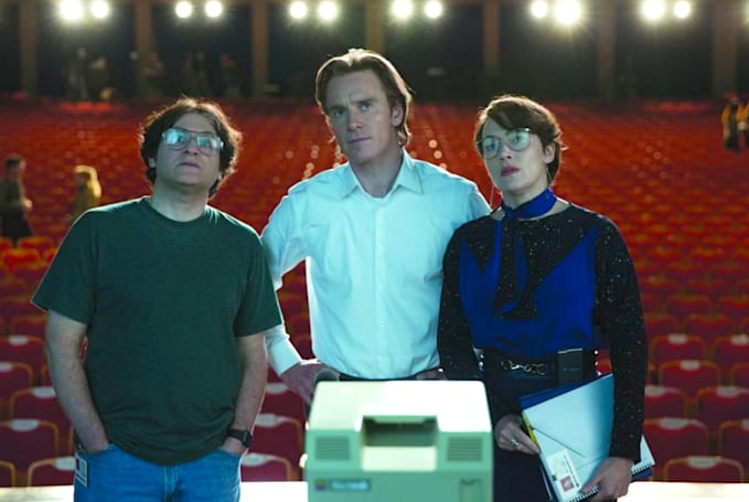 'Steve Jobs' writer and director on avoiding the typical biopic