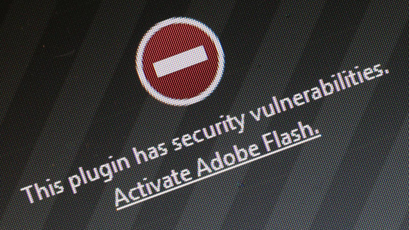 Adobe warns of 'critical vulnerability' in Flash
