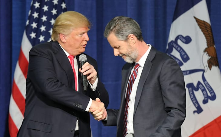 Who is Jerry Falwell Jr. and why is he reforming higher education?