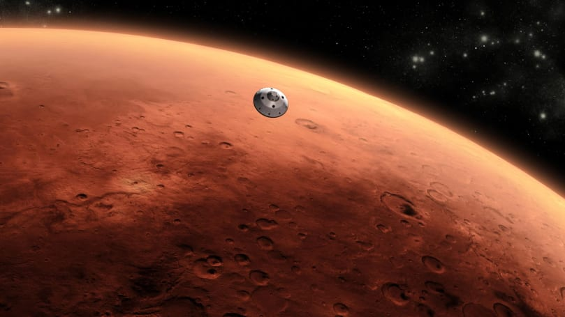 Mars' liquid water may have had an atmospheric 'escape route'