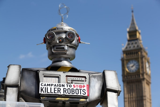 Will we be able to control the killer robots of tomorrow?