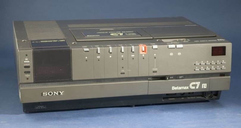 ​40 years later, Sony finally kills Betamax