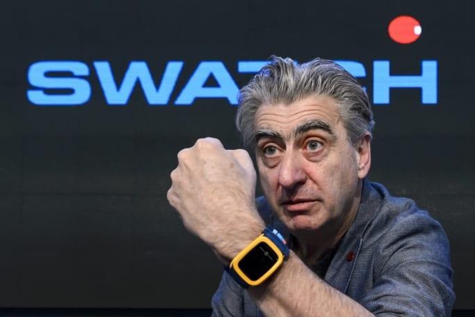 Swatch 計劃推出數款智慧型手錶