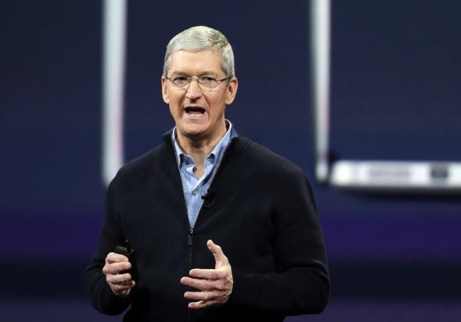 Tim Cook 透露将有更多苹果应用程序登陆 Android