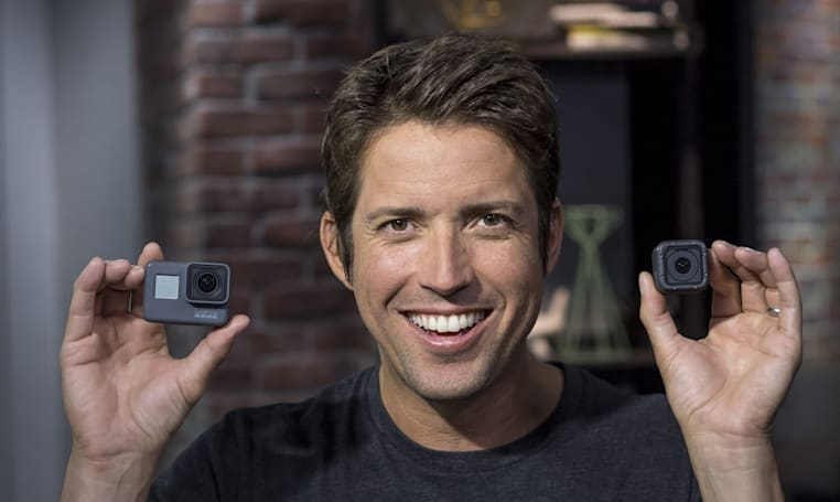 GoPro is planning to release a Hero6 camera in 2017