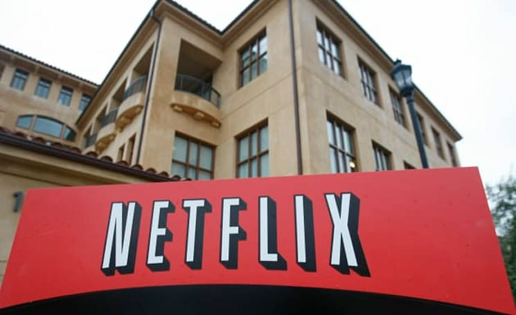 Netflix's next original series is a collaboration with Canada's Rogers