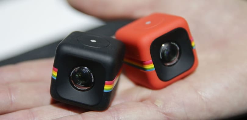 Polaroid sues GoPro for copying a design patent