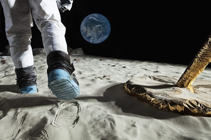 Japan wants to put a man on the moon before China does