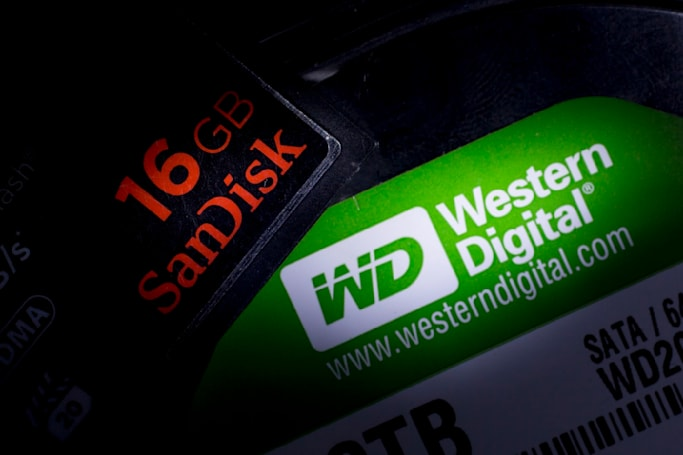 SanDisk 正式被纳入西部数据麾下