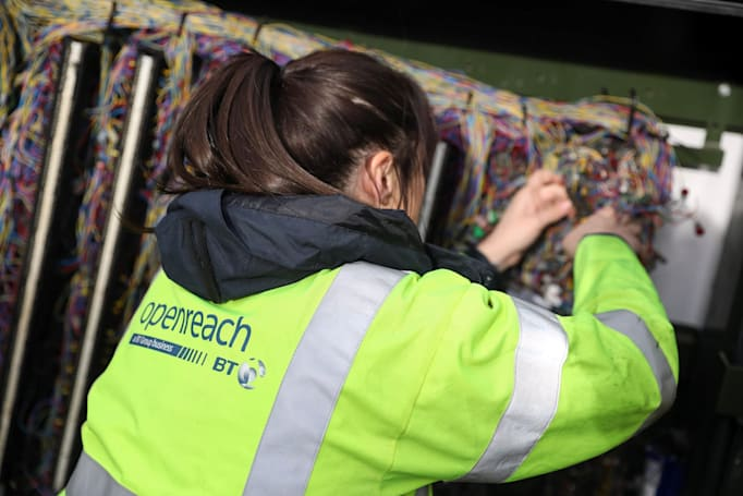 Ofcom will force BT to legally separate from Openreach