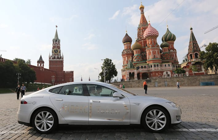 All gas stations in Russia will have to install EV charging stations
