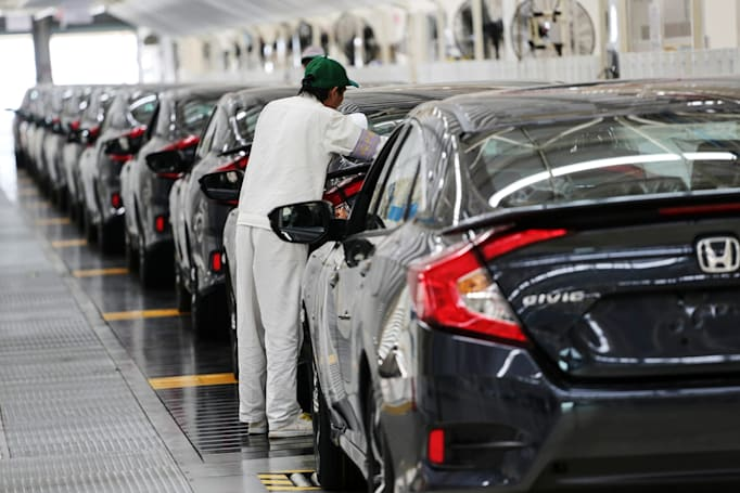 WannaCry ransomware causes Honda plant to shut down