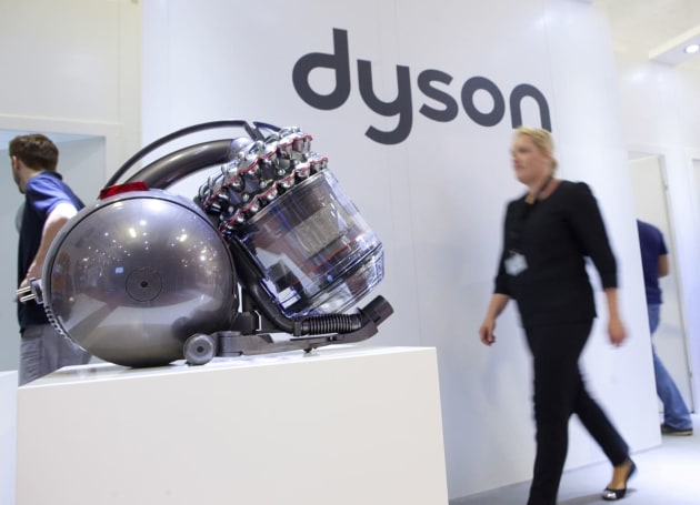 Bosch counter-sues Dyson over claims it's cheating efficiency tests