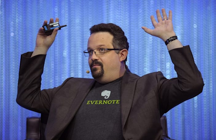 Evernote's CEO: Siri and wearables are doing it wrong