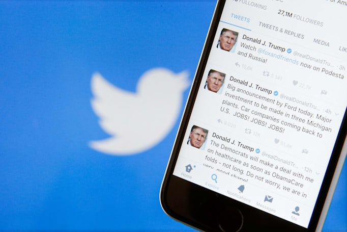 The White House is saving all of Trump's deleted tweets