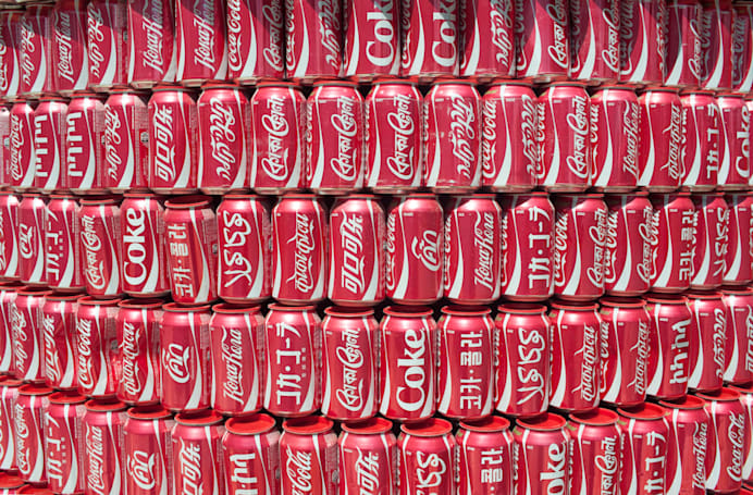Coca-Cola is the first company to pay Twitter for custom emoji