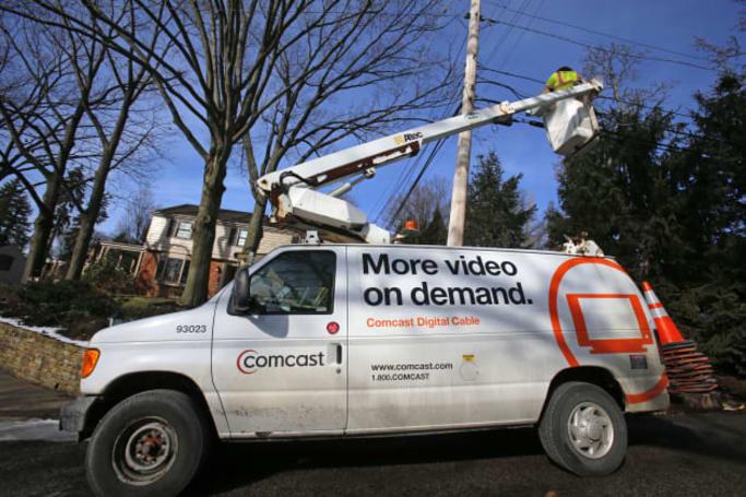 Comcast's new broadband service is twice as fast as Google Fiber